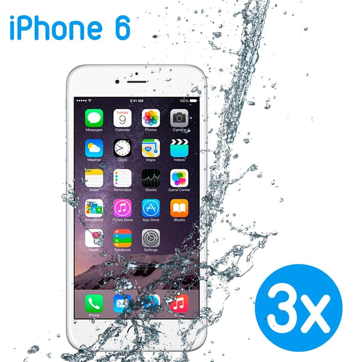 3 x Handy-Schutzhülle für iPhone 6
