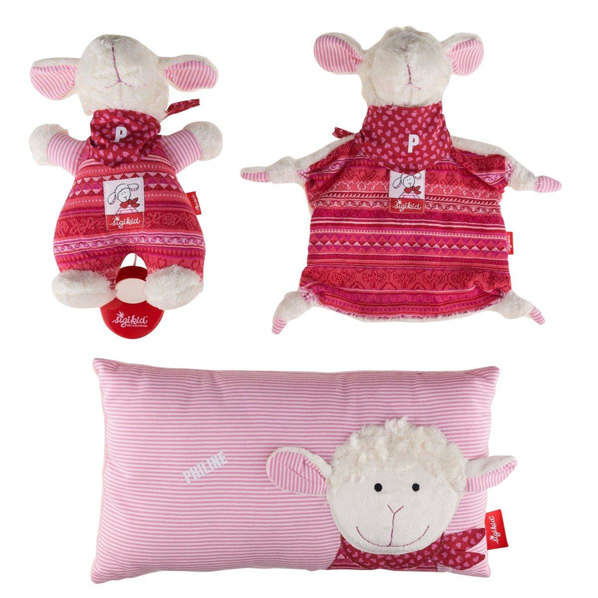 Baby-Geschenkset Schaf mit Namen