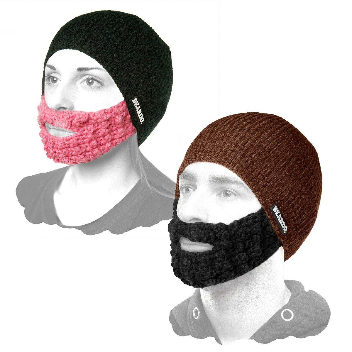 Beardo - Der Beanie mit Bart