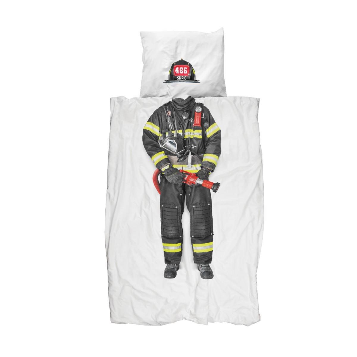 """Bettwäsche """"Feuerwehrmann"""""""