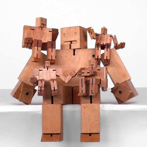 Cubebot - Trickreiches Roboterpuzzle