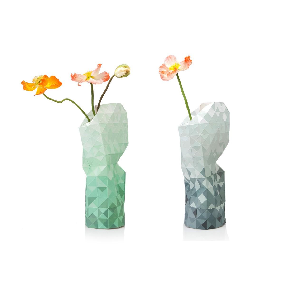 Die Vase, die Gutes tut - groß