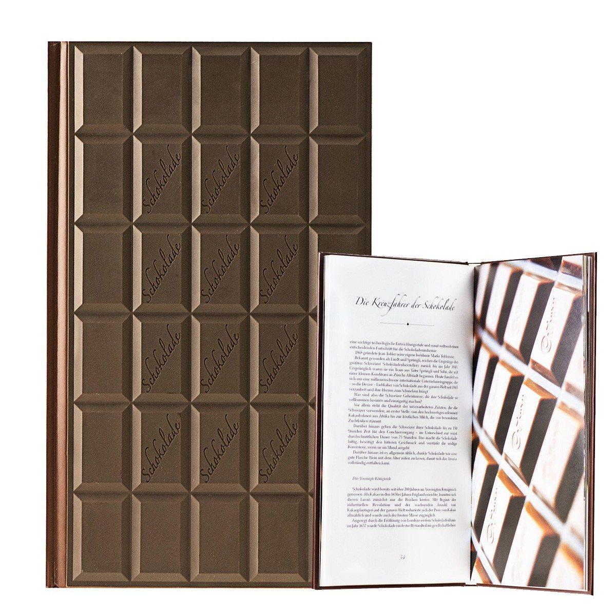 Die Welt der Schokolade