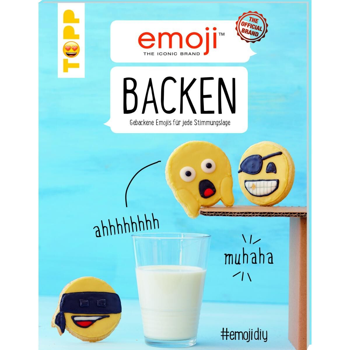 Emoji-Backbuch