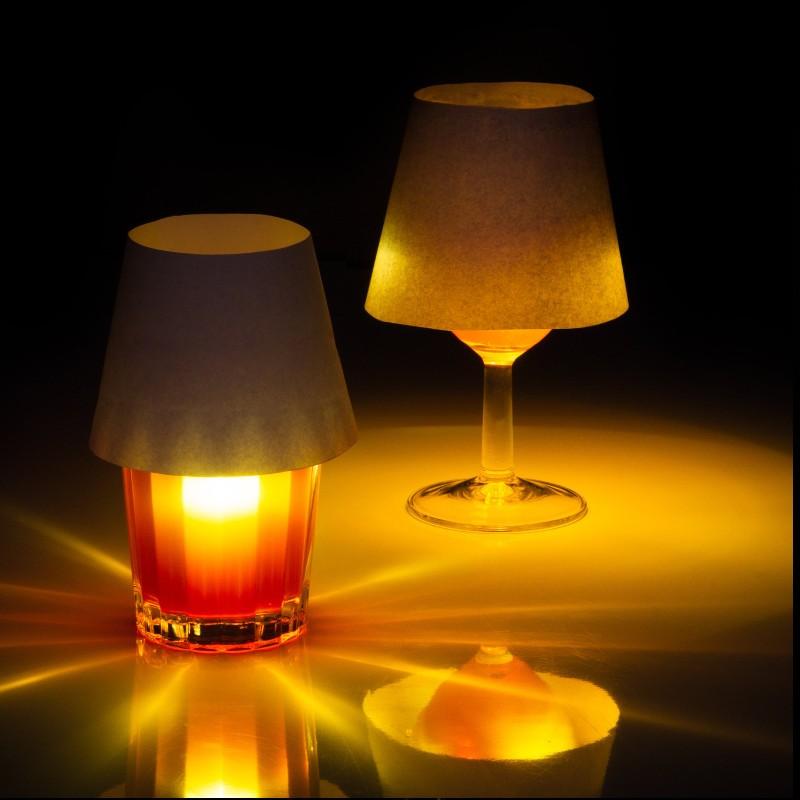 Floating Light - das Getränkelicht