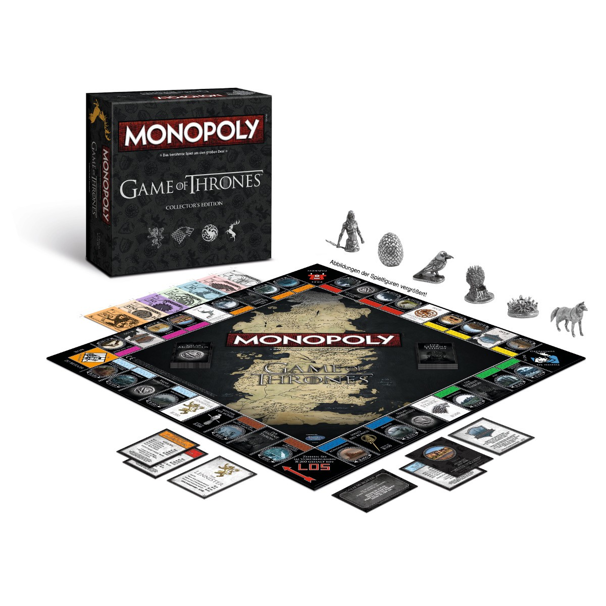 "Monopoly ""Game of Thrones"""