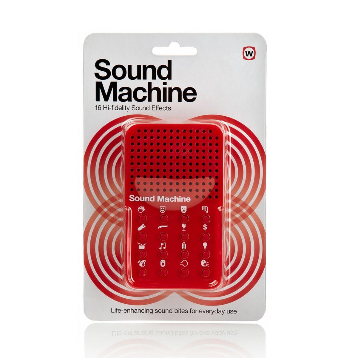 Soundbox - geniale Effekte für jeden Tag