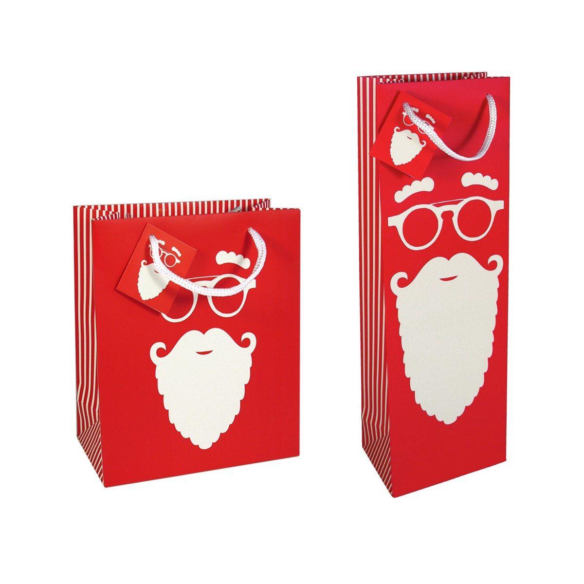 """Weihnachtsgeschenktüte """"Cool Santa"""""""