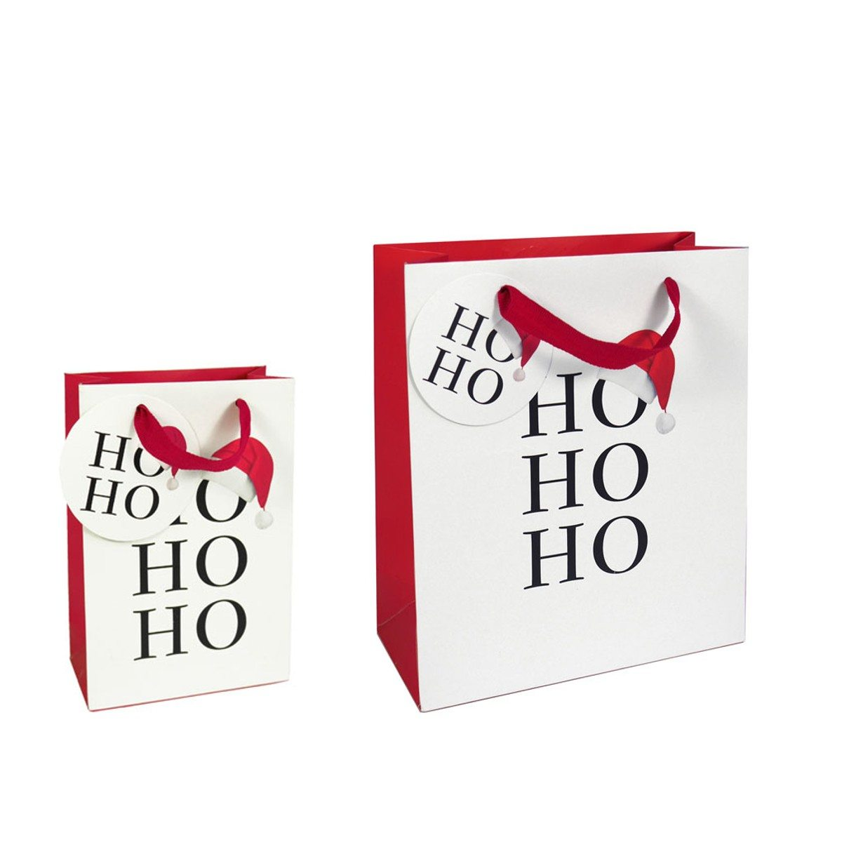 "Weihnachtsgeschenktüte ""Ho Ho Ho"""