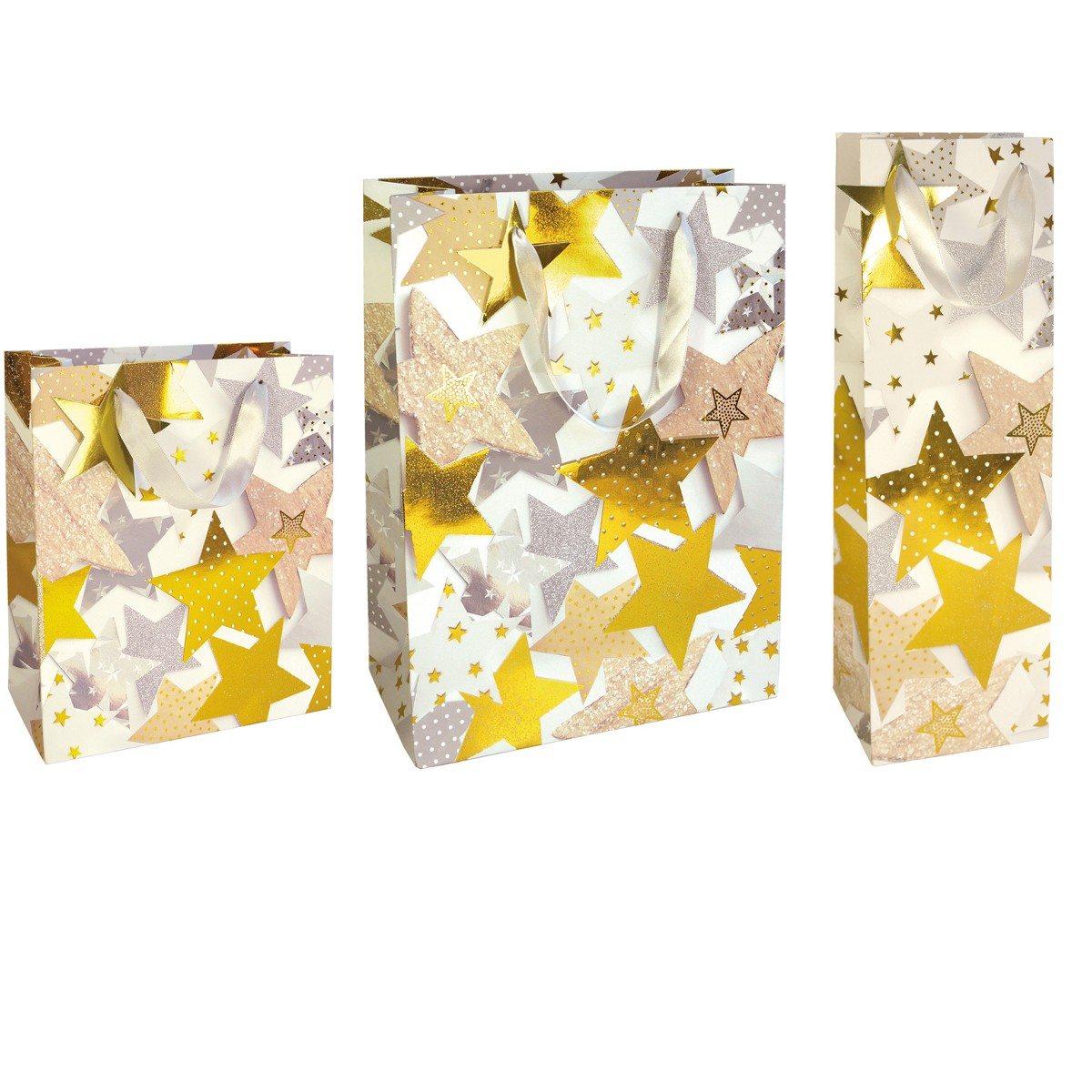 """Weihnachtsgeschenktüte """"Sternenmix"""""""