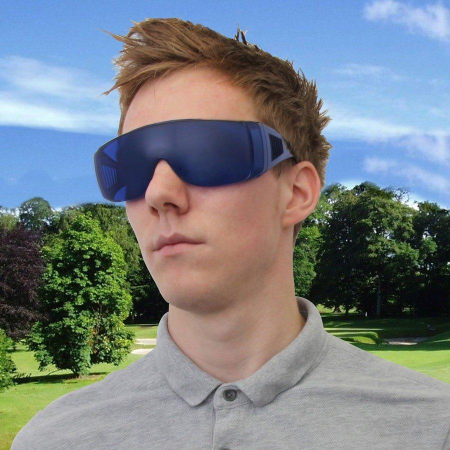 Golfball-Finder-Brille