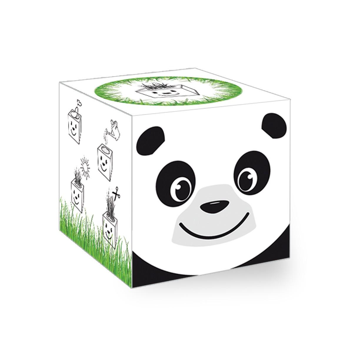 "GrassCube ""Panda"""
