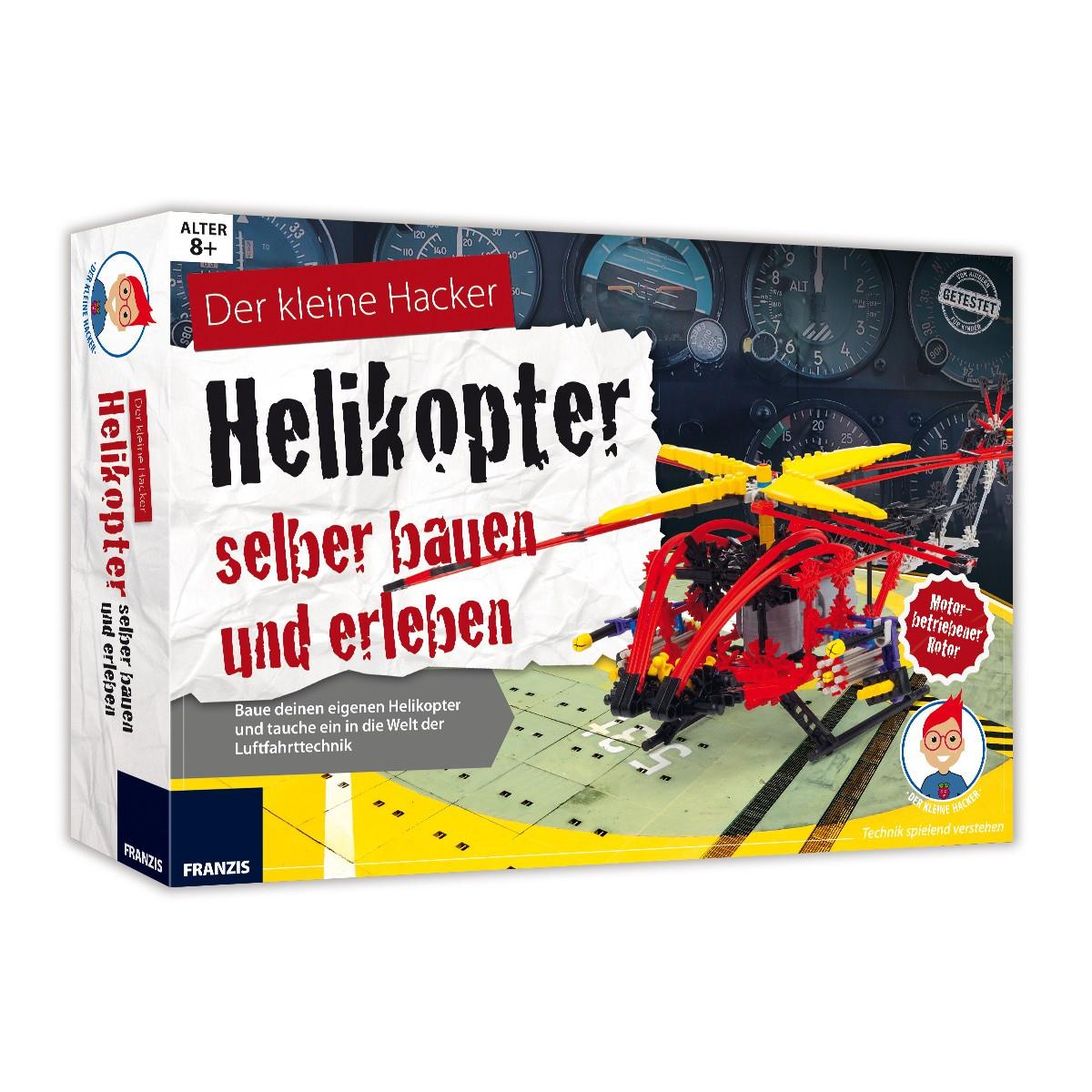 Helikopter-Bausatz
