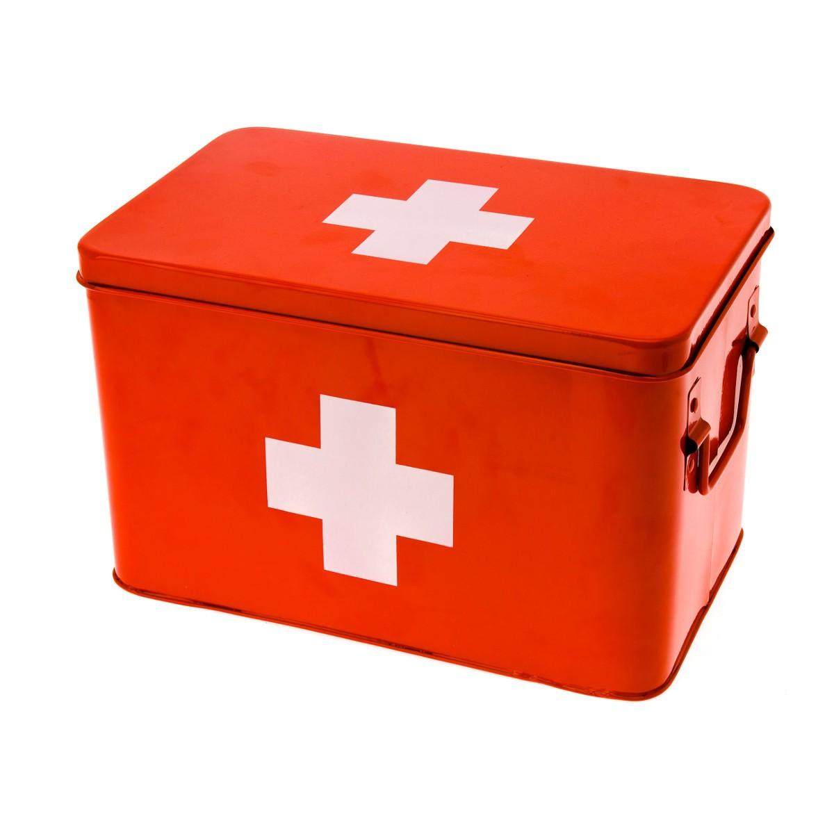"Medizinbox ""Erste Hilfe"""