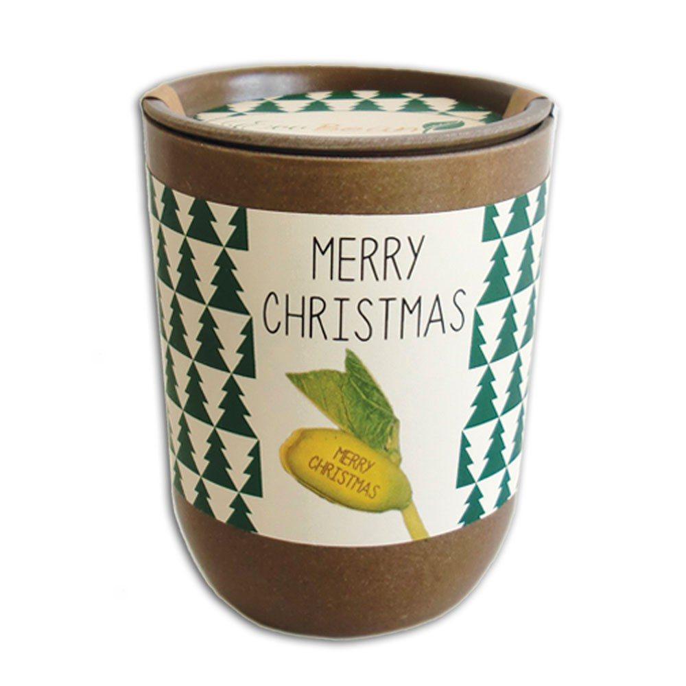 Merry Christmas - Wachsende Glückwünsche