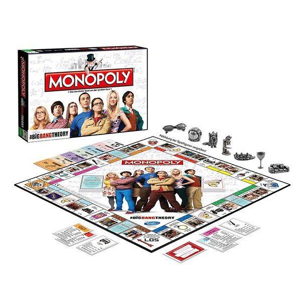 Monopoly - Big Bang Theory