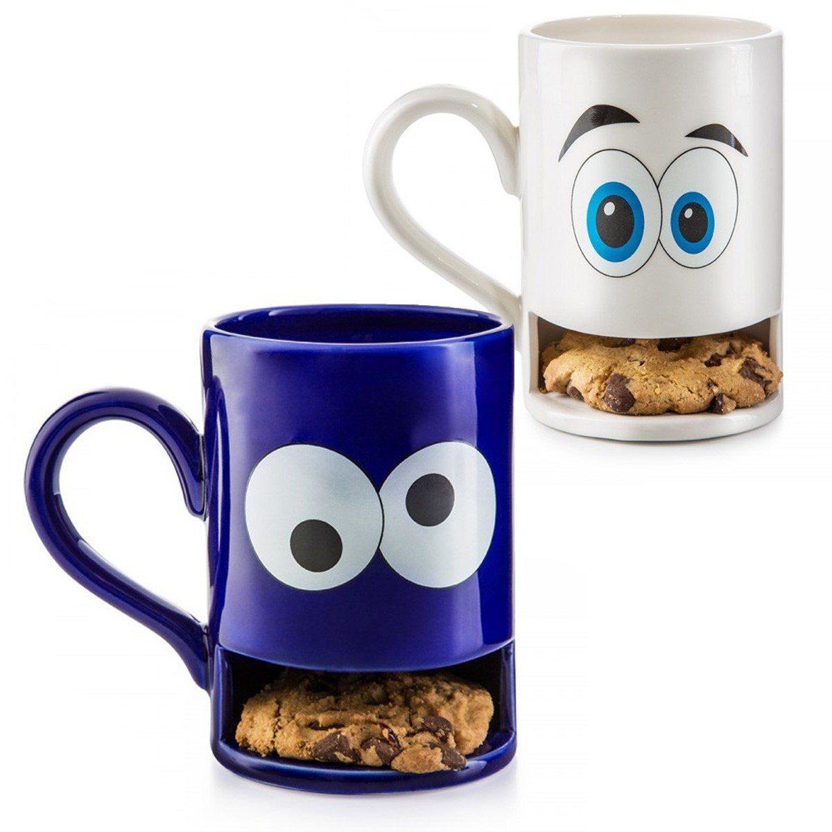 Mug Monsters - Tasse mit Keksfach