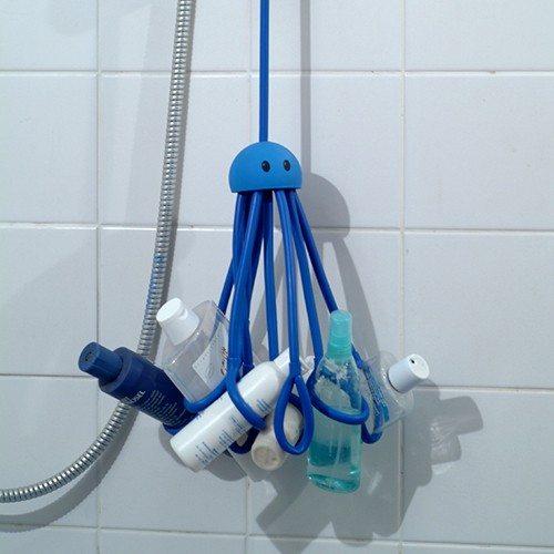 Octopus - Duschgelhalter