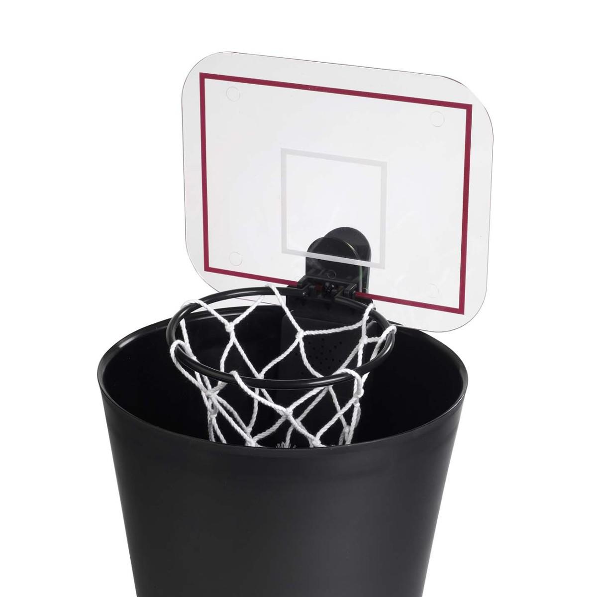 Papierkorb-Basketball - mit Sound!