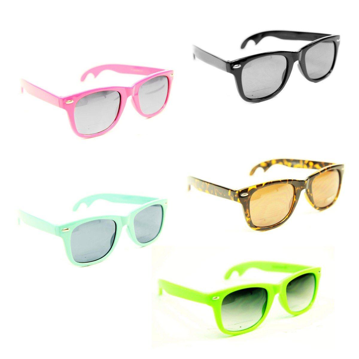 Sonnenbrille mit Flaschenöffner