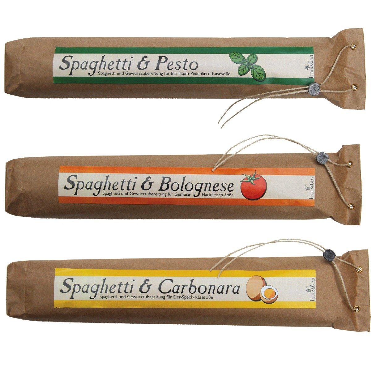 Spaghetti-Gericht