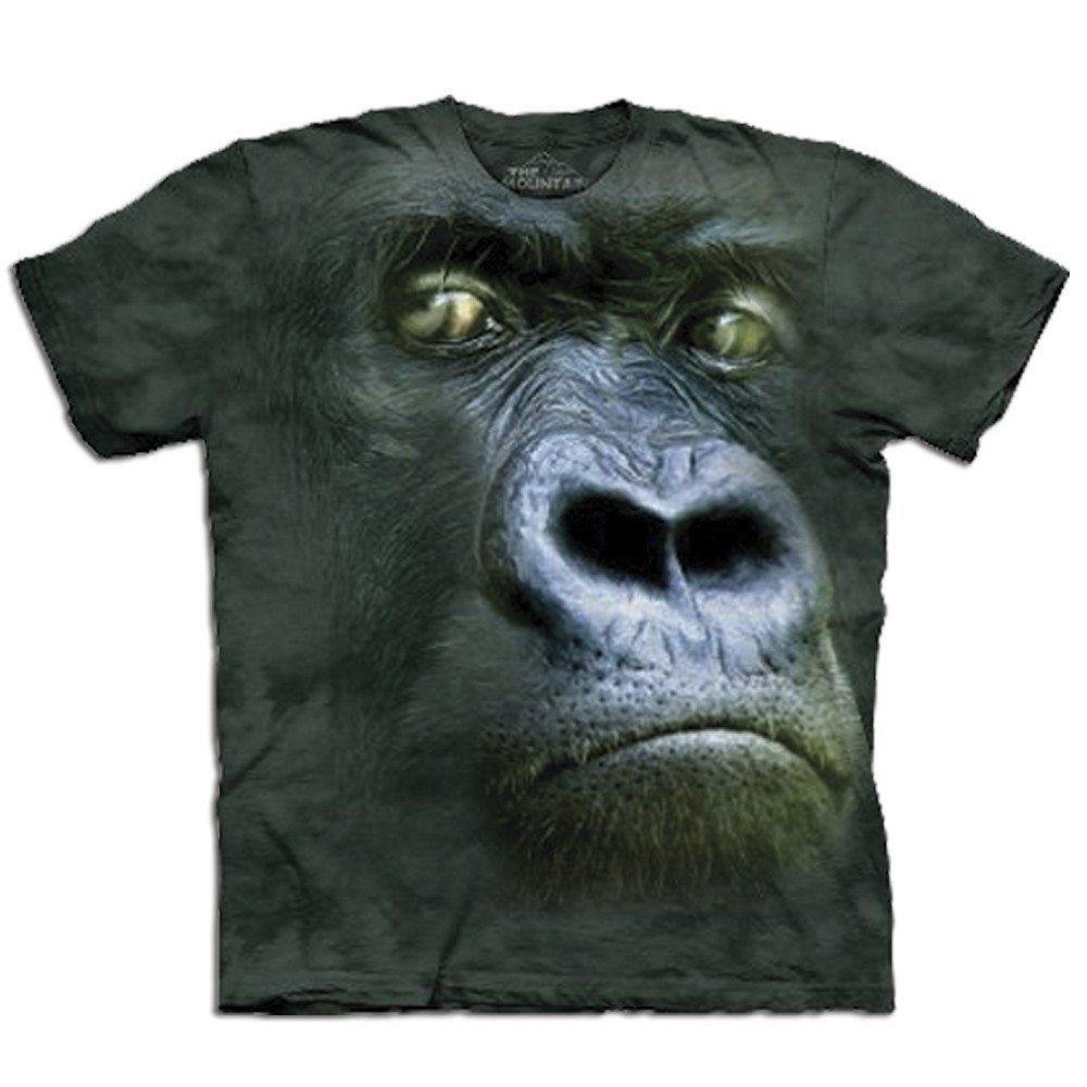 T-Shirt Big Face Gorilla