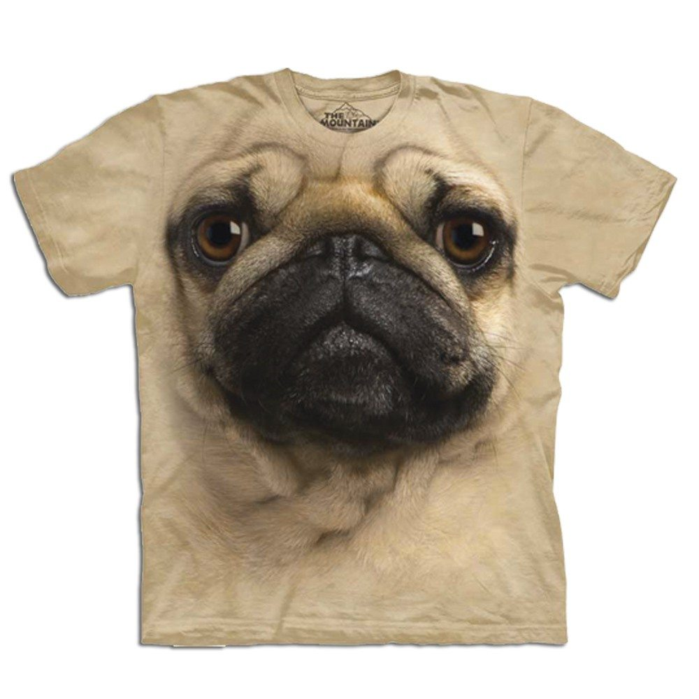 T-Shirt Big Face Mops