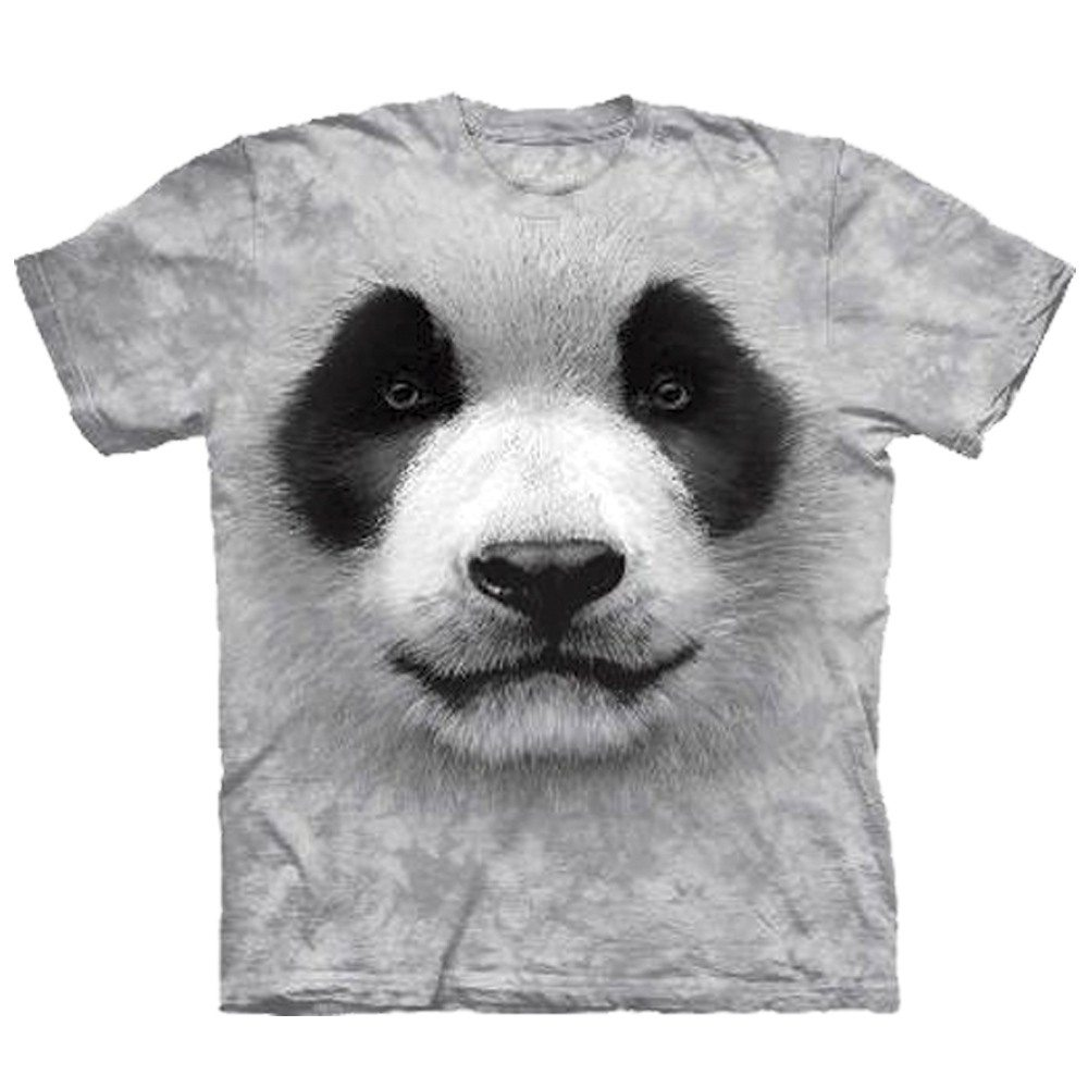 T-Shirt Big Face Panda
