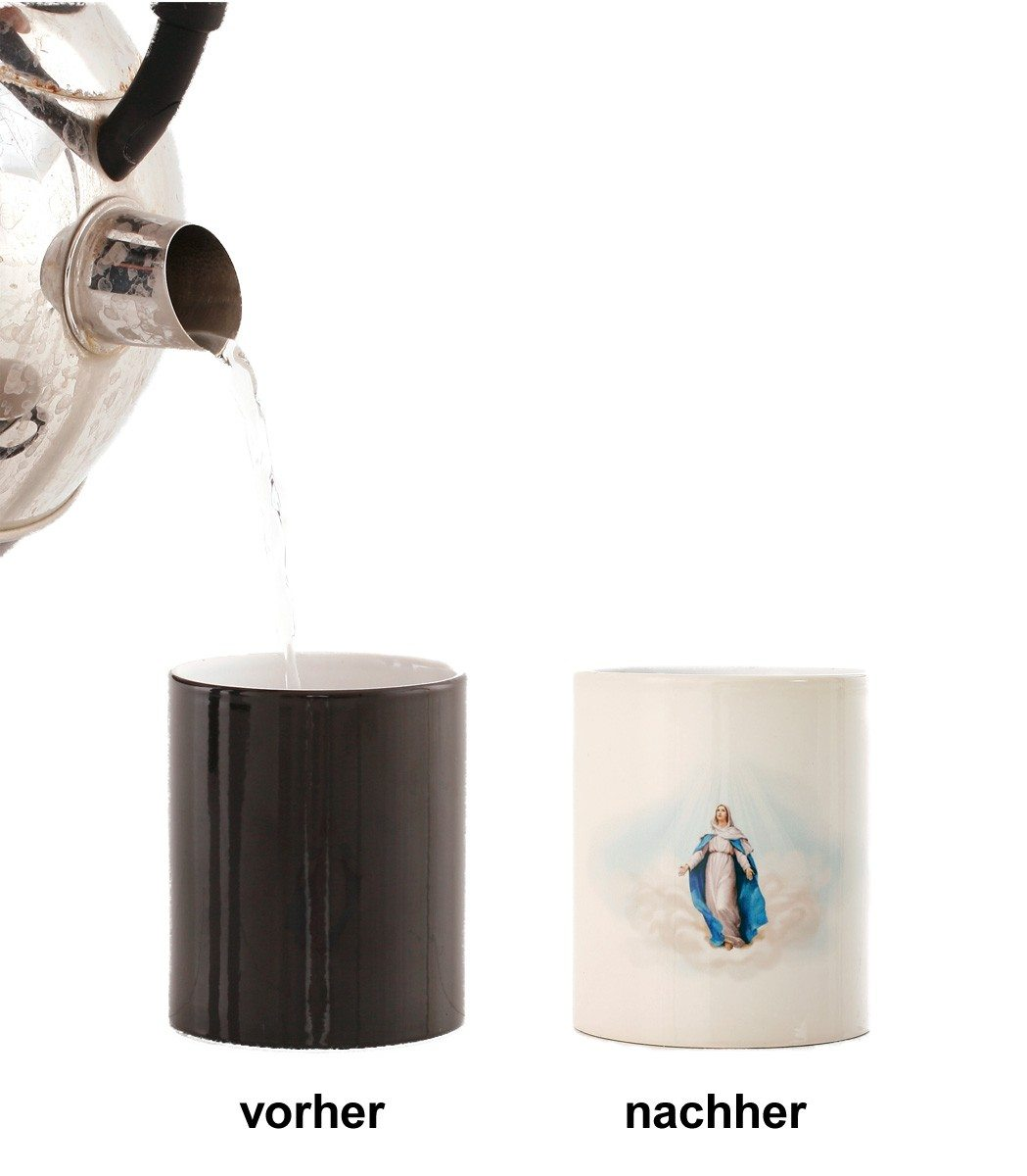 Tasse - Marienerscheinung
