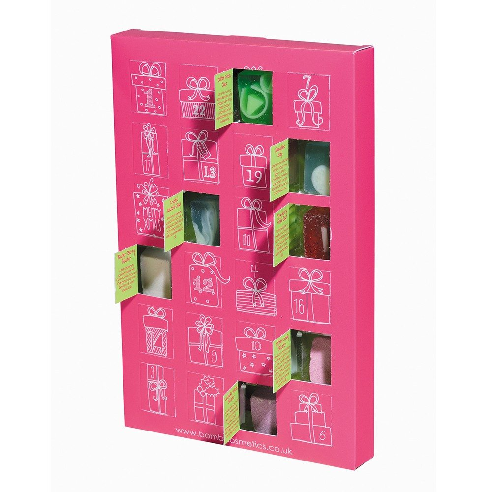 The Bomb Advent Calendar
