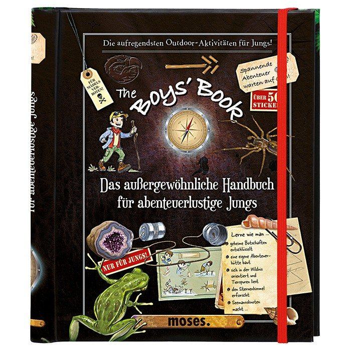 The Boy's Book - Das außergewöhnliche Handbuch für Jungs