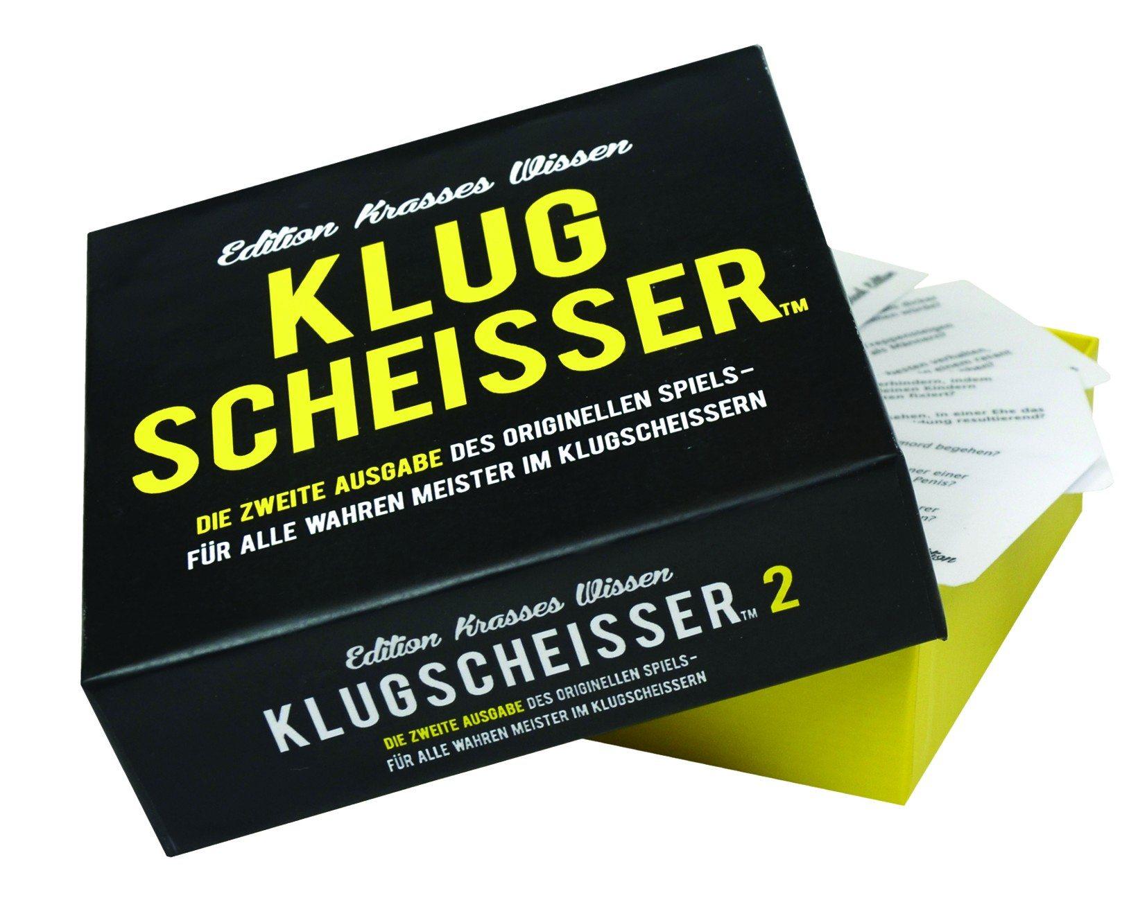 Klugscheisser 2 - Edition krasses Wissen