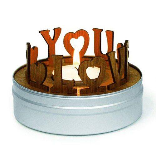 Schachtelgeschichte I Love You